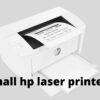 small hp laser printer