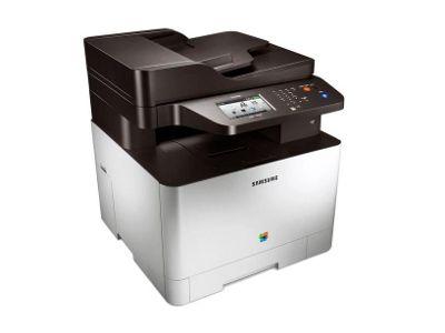 Samsung Laser Colour Printer Clx-4195Fw All-In-One